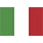 small icon of the Italian National Flag